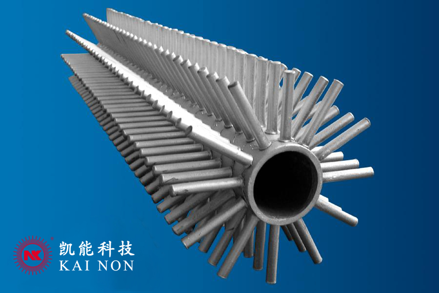 Pin fin tube pin steel tubes boiler heat exchange component