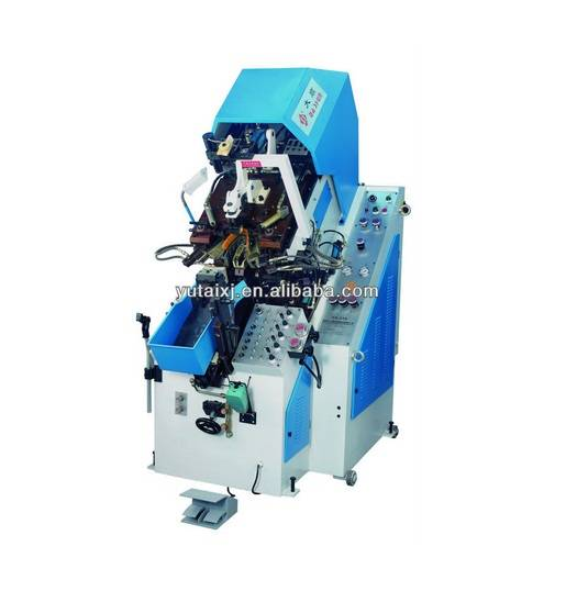 DS-618 Automatic Toe Lasting Machine