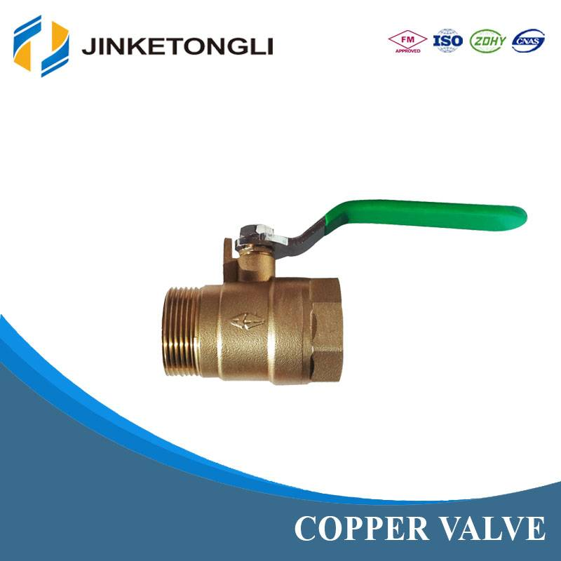 See larger image brass gas ball valve NPT thread brass ball valve price brass gas ball valve NPT thr