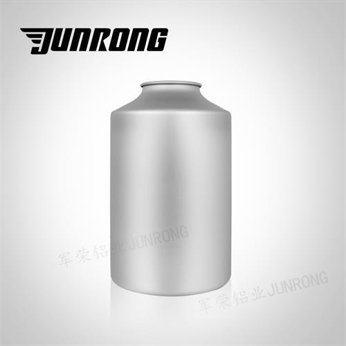 Pharmaceutical powder aluminum medicine bottle