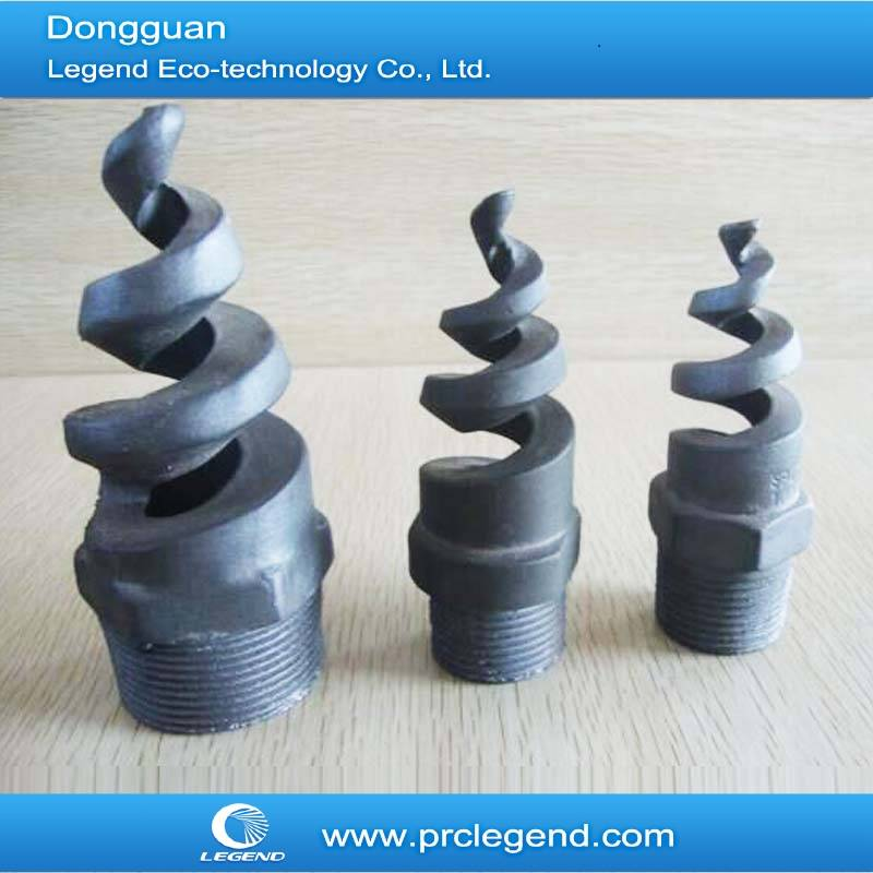 Legend High Quality Solid Cone Spiral Dust Removal Nozzle