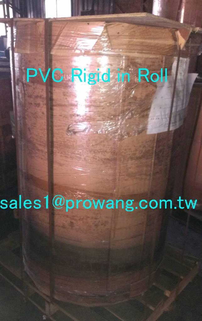 PVC rigid coil - Nanya Brand