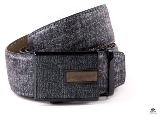 PU automatic buckle male belts