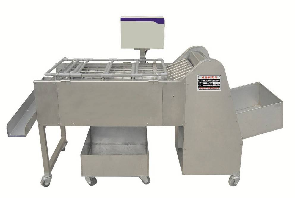 egg peeling machine on sale