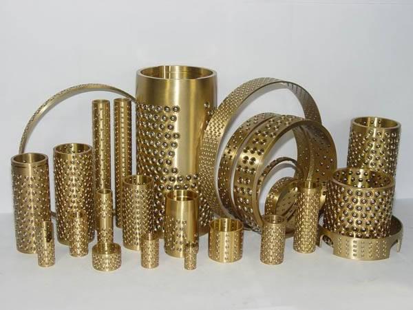 CHB-FZ Bronze Keep Series slide bearing with ball