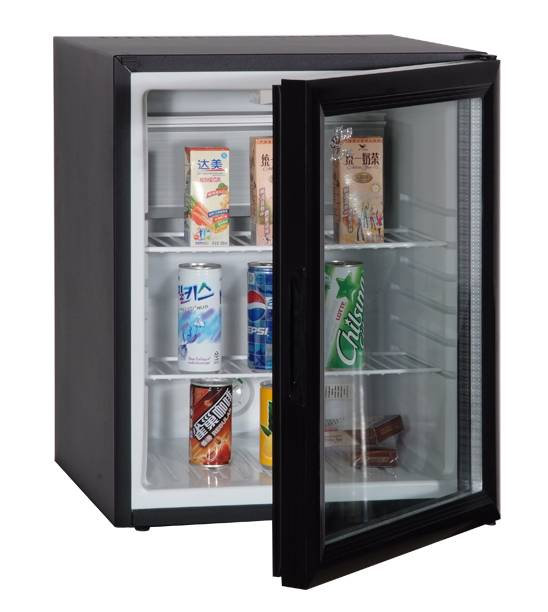 Glass Door Quality Stainless Steel Beverages Cooler Kitchen Appliance