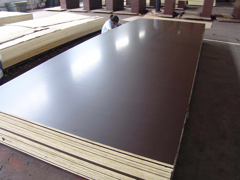 China manufacturers construction use film faced plywood