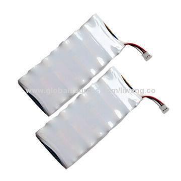 12V alkaline battery packs 8pcs LR6 AA