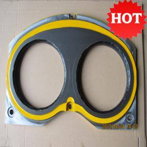 CIFA concrete pump wear plate