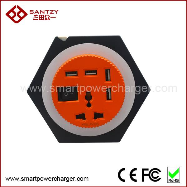 hot sale home and travel charger adapter