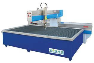 waterjet cutting machine  machine
