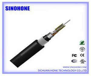 GYTA33 Submarine Steel Wire Armor Optic Cable
