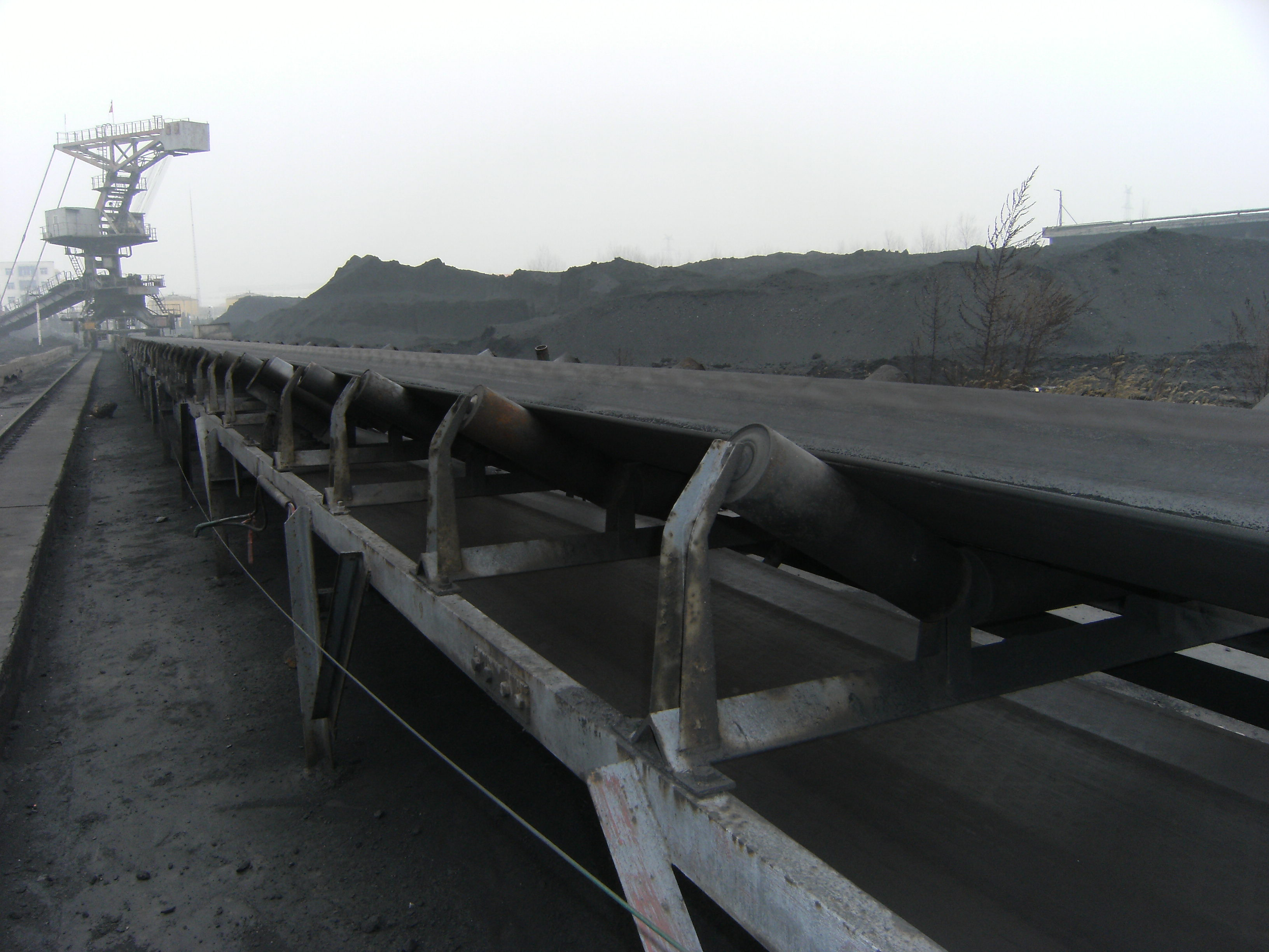 Metallurgy/coal/chemical/hydropower with Belt conveyor