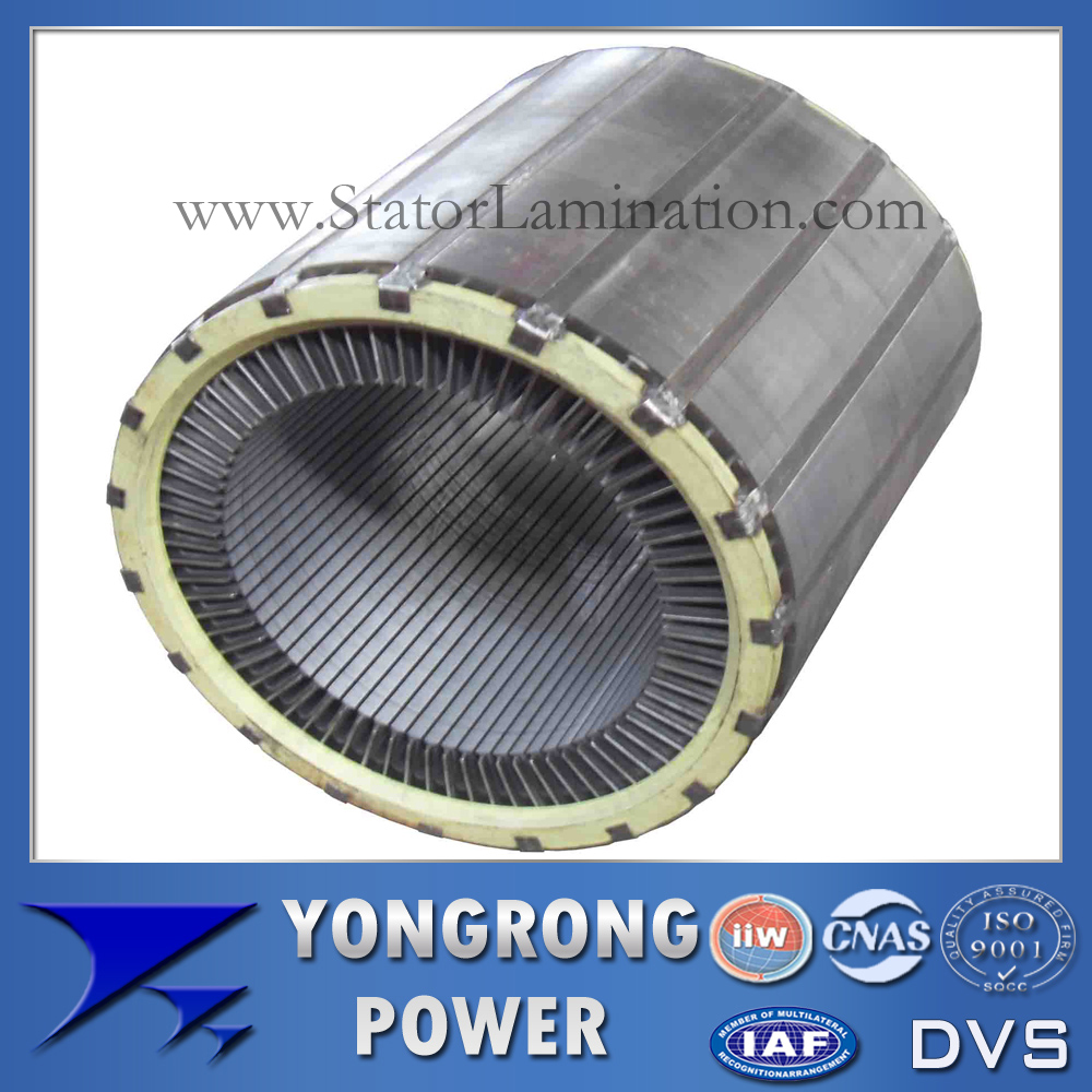IE3 Explosion Proof Electric Motor Silicon Steel Stator Core
