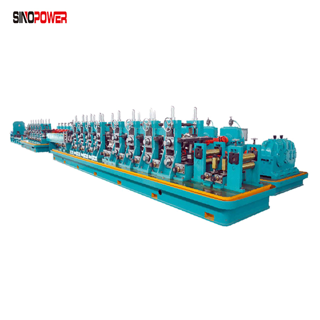 """1"""" 2"""" 3"""" steel round pipe making machine and square pipe"""