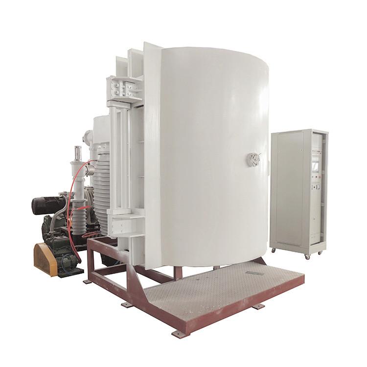 Plastic Vacuum Evaporation Metallizing Plastic Cap Machine Thermal Evaporator Coater