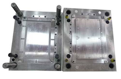 precision injection mold