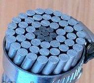 Aluminum conductor steel reforced