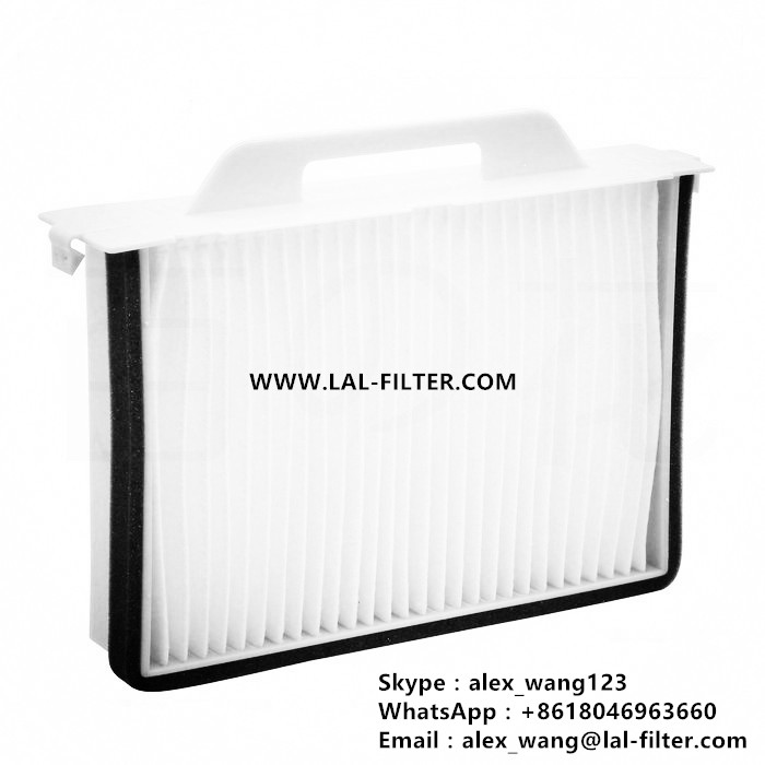Excavator Cabin Air Filter 4350249 4S00640 For Hitachi