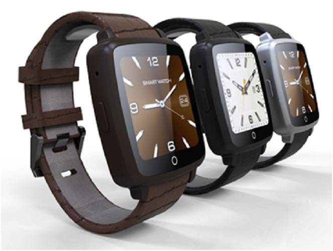 Dual Bluetooth Smart Watch with Ios & Andriod