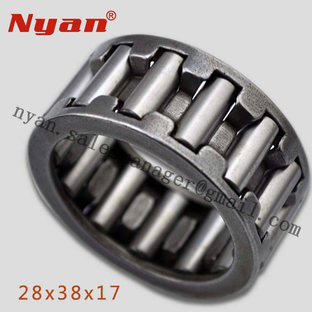 Excavator Bearings supplier manufacturer NYAN Bearing 28x38x17