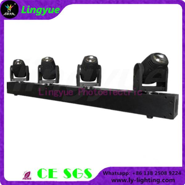 4X12W rgbw 4in1 beam led moving head