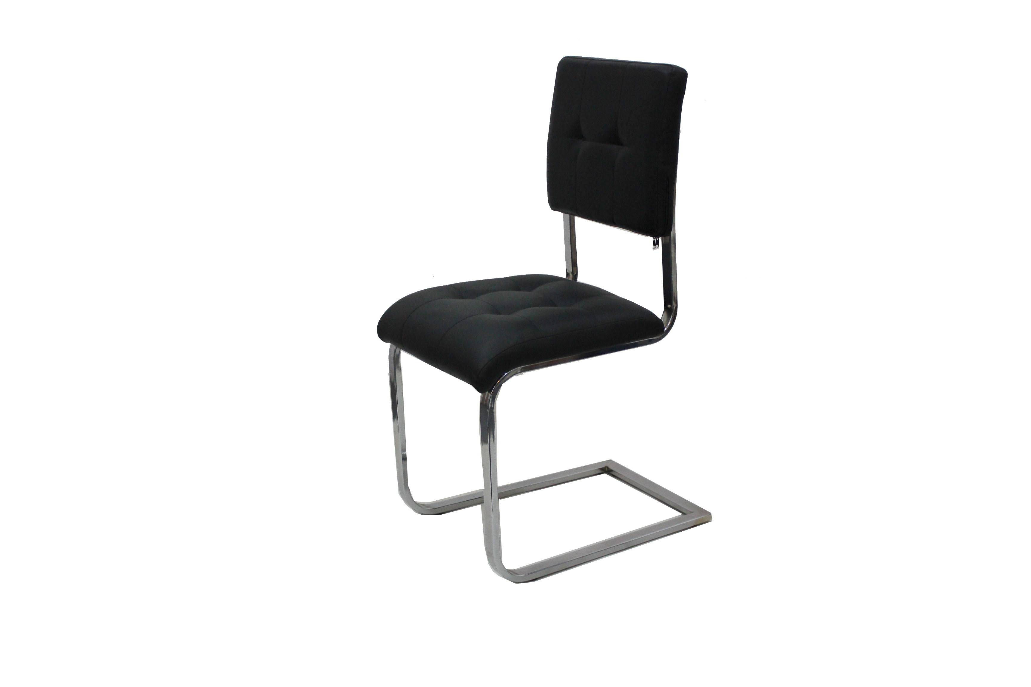 Contemporary and new design chair with metal framed chairs