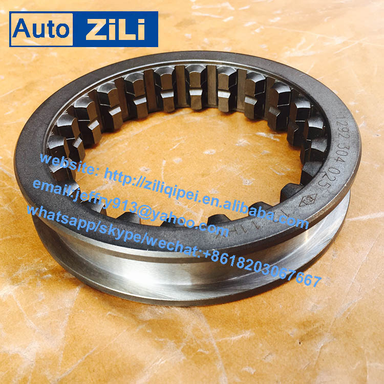 Transmission parts synchronizer 1292304025 sliding sleeve
