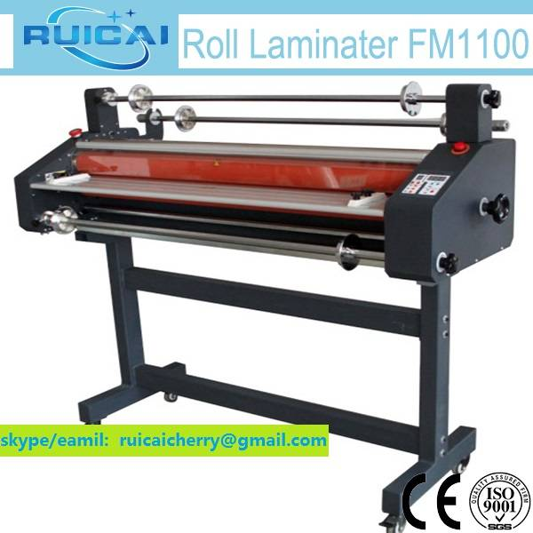 FM1100 Paper Album Roll to Roll Laminator