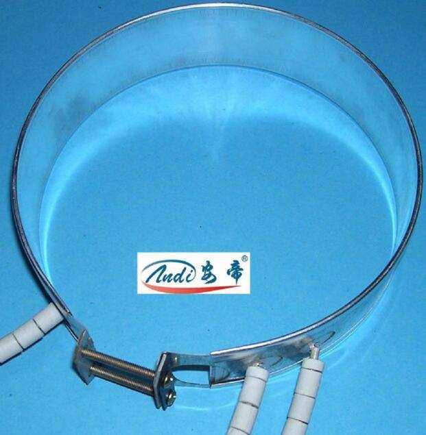 Mica high-temperature coil electric air heater heating element