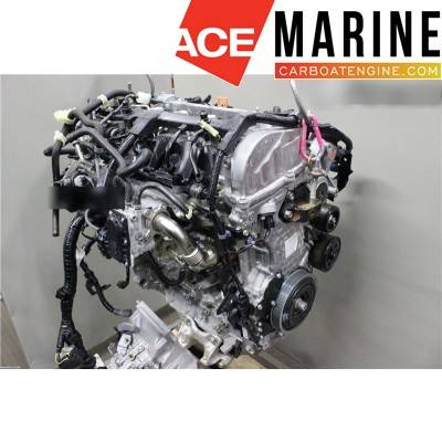 HONDA CR-V engine - N22B3 3002449 - N22B3 - build 2012