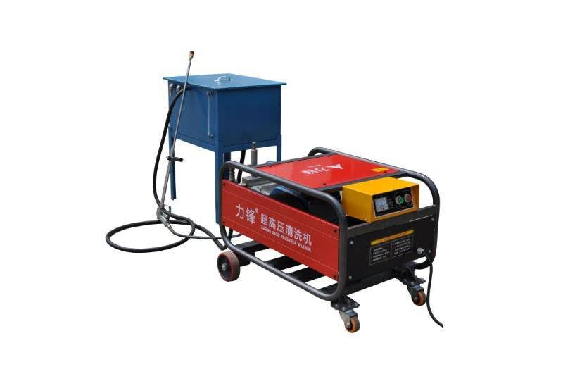 Electric engine driven high pressure washer-11/40,water jet machine, water blaster