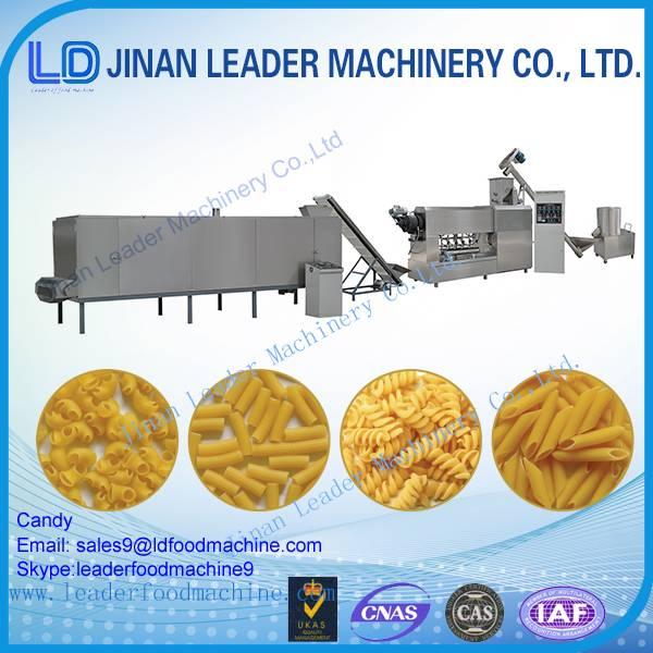 Low consumption spaghetti macaroni making machine