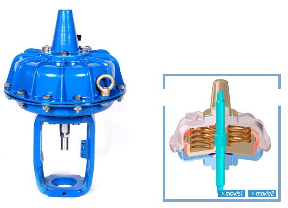 Diaphragm Actuator
