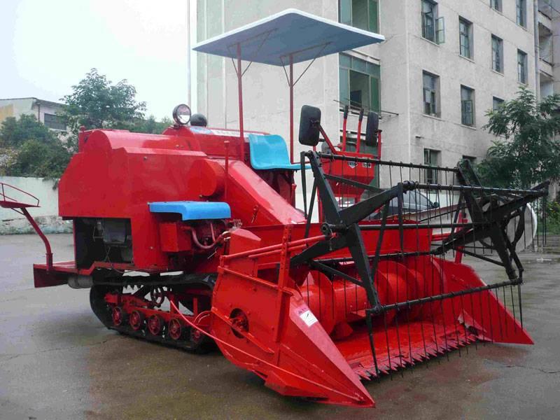 4LZ-2 Rice Harvester