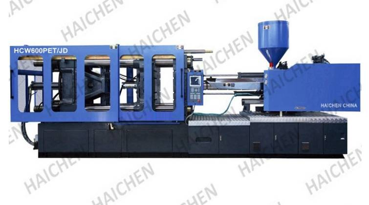 600PET Injection Molding Machine