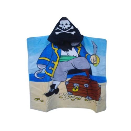 Hooded Kids Beach towel