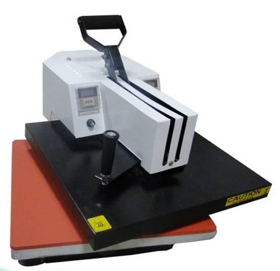 Swing Away Heat Press Machine - Estilo Popular de Corea