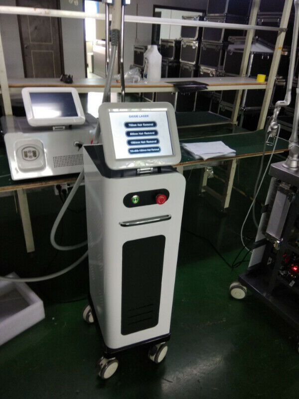 3-in-1 Wavelength Diode Laser/TEC+Sapphire Contact Cooling CE