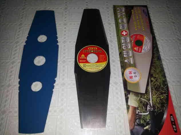 Brush Cutter Blade