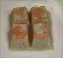 Tuna and Shrimp Terrine