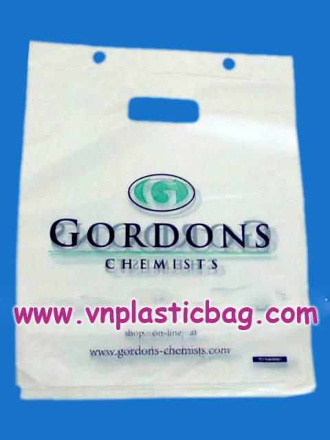 blockheaded plastic bag