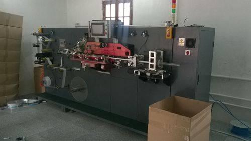 Automatic laminated tube making machine,