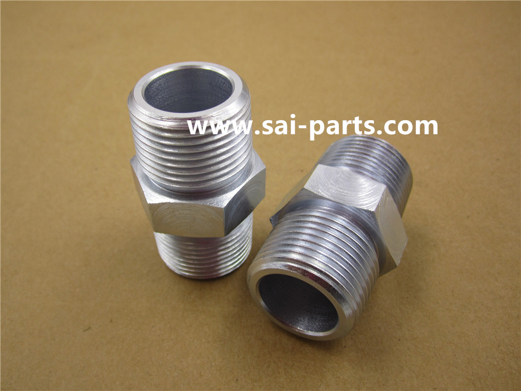 Hex Pipe Nipples Industrial Pipe Fittings