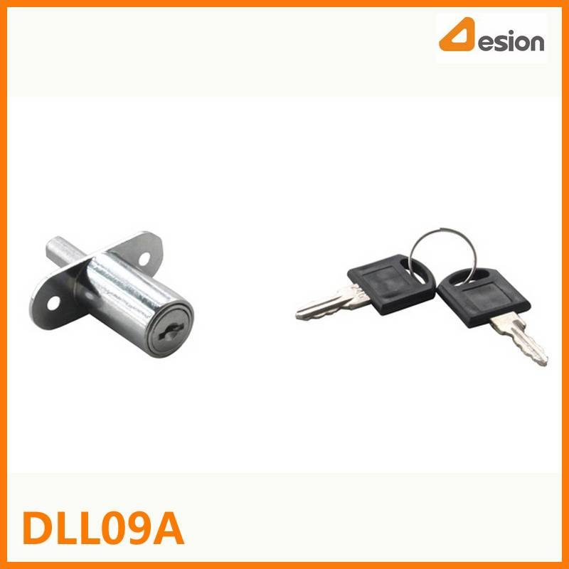 19mm Diameter Zinc Alloy Push Locks for Drawer