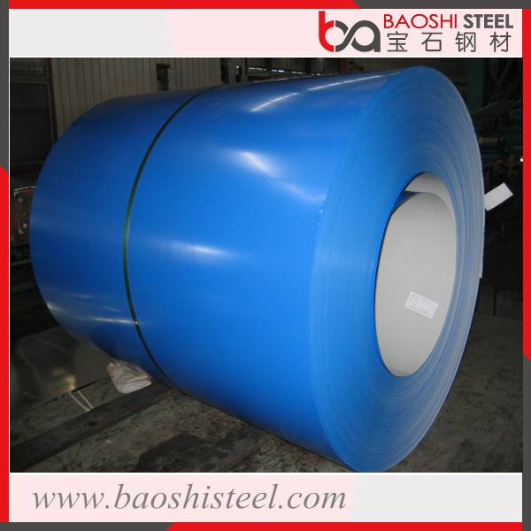 Popular versatile painting galvanized steel in coil with RAL colors