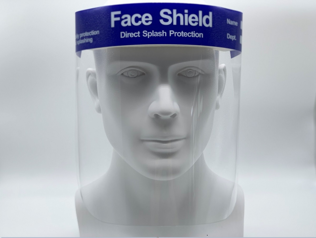 Medical Face Shield with CE EN166 TUV Tested