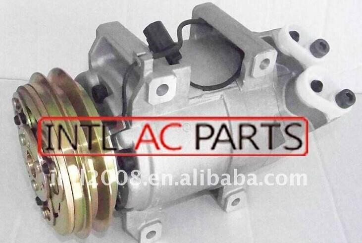 DKS15D a/c compressor for Mitsubishi L200 2.5 5060121511 5062119191 MN123625 MN123626 Z0016267A