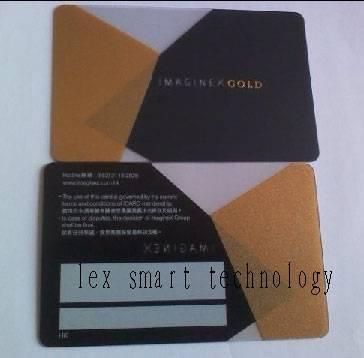 printing transparent plastic business card manufacturer