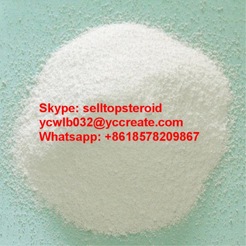 Progesterone Hormon White Steroids Powder Drospirenone Female Sex Hormones for Prevent Pregnancy
